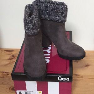Gorgeous NIB CircusBySamEdelman Boots Sz 6.5,